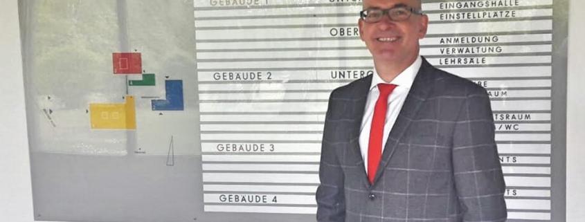 Dr. Roland Uphoff bei der Deutschen Richterakademie